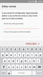 Samsung Galaxy J5 - Email - Configurar a conta de Email -  17