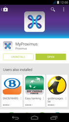 Acer Liquid Jade S - Applications - MyProximus - Step 10