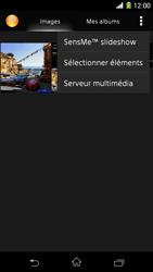 Sony Xpéria Z1 - Photos, vidéos, musique - Envoyer une photo via Bluetooth - Étape 6