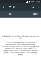 Alcatel OneTouch POP 3 (5) 3G (OT-5015X) - WiFi - Handmatig instellen - Stap 5