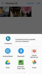 Samsung Galaxy S6 - Bluetooth - Transferir archivos a través de Bluetooth - Paso 11