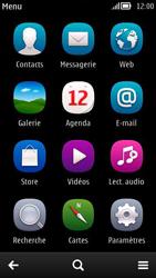 Nokia 808 PureView - E-mail - envoyer un e-mail - Étape 2