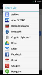 Acer Liquid Z410 - Internet - Internet browsing - Step 17