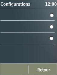 Nokia X3-02 - Internet - Configuration automatique - Étape 8