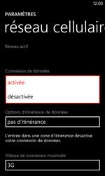 Nokia Lumia 720 - Internet - Configuration manuelle - Étape 6