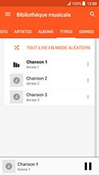 HTC U Play - Photos, vidéos, musique - Ecouter de la musique - Étape 8