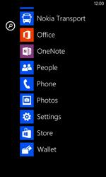 Nokia Lumia 620 - Internet - Manual configuration - Step 3