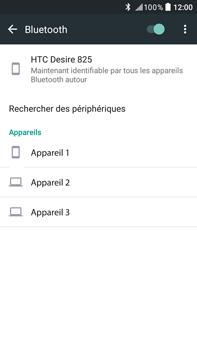 HTC HTC Desire 825 - Bluetooth - connexion Bluetooth - Étape 8