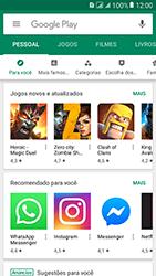 Samsung Galaxy J2 Prime - Aplicativos - Como baixar aplicativos - Etapa 4