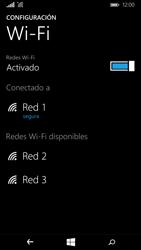 Microsoft Lumia 640 - WiFi - Conectarse a una red WiFi - Paso 8