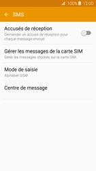Samsung Galaxy J3 (2016 (J320) - SMS - configuration manuelle - Étape 8