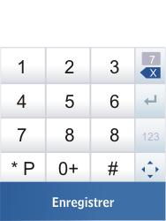 Samsung C3300K - SMS - Configuration manuelle - Étape 7