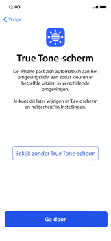 Apple iPhone X - Toestel - Toestel activeren - Stap 38