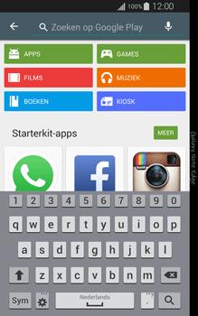 Samsung N915FY Galaxy Note Edge - Applicaties - MyProximus - Stap 5