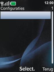 Nokia 6600i slide - MMS - Automatisch instellen - Stap 11