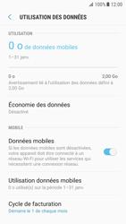 Samsung Galaxy S7 - Android Nougat - Internet - activer ou désactiver - Étape 6