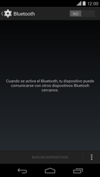 Motorola Moto X (2ª Gen) - Bluetooth - Conectar dispositivos a través de Bluetooth - Paso 5