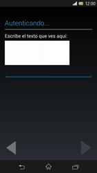 Sony Xperia Z - Primeros pasos - Activar el equipo - Paso 37