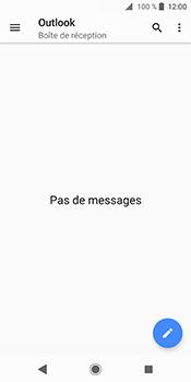 Sony Xperia XZ2 - E-mails - Ajouter ou modifier votre compte Outlook - Étape 17