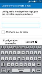 Samsung G530FZ Galaxy Grand Prime - E-mail - Configuration manuelle - Étape 7