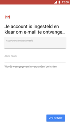 Nokia 5 - Android Oreo - E-mail - handmatig instellen (outlook) - Stap 11