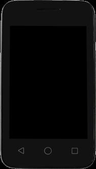 Alcatel Pixi 3 Dual Sim - Premiers pas - Découvrir les touches principales - Étape 2