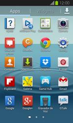 Samsung Galaxy Express - Mensagens - Como configurar seu celular para mensagens multimídia (MMS) - Etapa 3