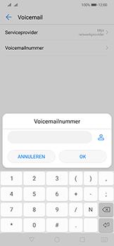 Huawei mate-20-lite-dual-sim-model-sne-lx1 - Voicemail - Handmatig instellen - Stap 8