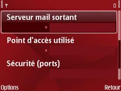Nokia E63 - E-mail - Configuration manuelle - Étape 23