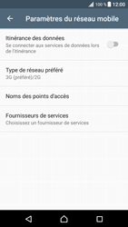 Sony Xperia XZ Premium - Internet et connexion - Activer la 4G - Étape 6