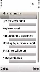 Nokia 5230 - E-mail - handmatig instellen - Stap 27