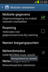Samsung S6310 Galaxy Young - Buitenland - Bellen, sms en internet - Stap 11