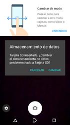 Sony Xperia X - Funciones básicas - Uso de la camára - Paso 5