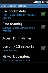 Samsung S5830 Galaxy Ace - Mms - Manual configuration - Step 6