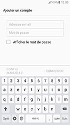 Samsung Galaxy A3 (2017) - E-mail - Configurer l