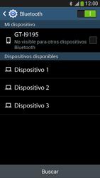 Samsung Galaxy S4 Mini - Bluetooth - Conectar dispositivos a través de Bluetooth - Paso 6