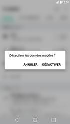 LG X Cam - Internet - Activer ou désactiver - Étape 4