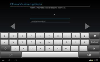 Sony Xperia Tablet Z - Aplicaciones - Tienda de aplicaciones - Paso 16