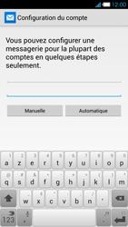Bouygues Telecom Ultym 4 - E-mails - Ajouter ou modifier un compte e-mail - Étape 7
