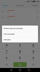 Huawei Honor 8 - Chamadas - Como bloquear chamadas de um número -  5