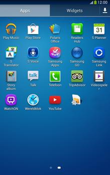 Samsung T315 Galaxy Tab 3 8-0 LTE - Voicemail - handmatig instellen - Stap 4