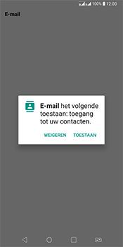LG Q7 - E-mail - Account instellen (POP3 zonder SMTP-verificatie) - Stap 19