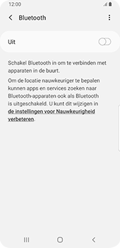 Samsung galaxy-note-9-sm-n960f-android-pie - Bluetooth - Aanzetten - Stap 5