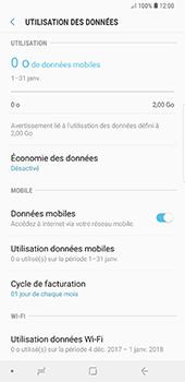 Samsung Galaxy Note9 - Internet - configuration manuelle - Étape 7