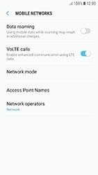 Samsung Galaxy J5 (2017) - Internet - Manual configuration - Step 8