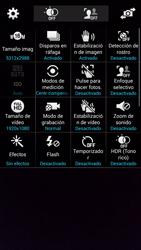 Samsung G900F Galaxy S5 - Funciones básicas - Uso de la camára - Paso 7