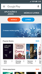 Samsung Galaxy A3 (2016) - Android Nougat - Aplicações - Como pesquisar e instalar aplicações -  5