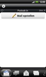 HTC S510e Desire S - E-mail - Hoe te versturen - Stap 4