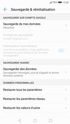 Huawei P10 Lite - Device maintenance - Back up - Étape 7