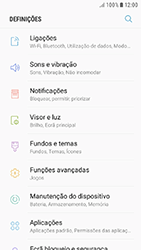 Samsung Galaxy A3 (2016) - Android Nougat - Internet no telemóvel - Como ativar 4G -  4